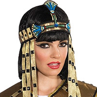 Egyptian & Roman Wigs and Accessories