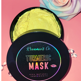 2 oz. Turmeric Mask