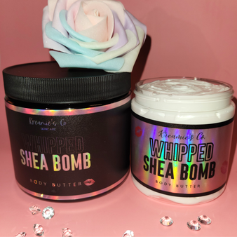 Whipped Shea Bomb (Butter)