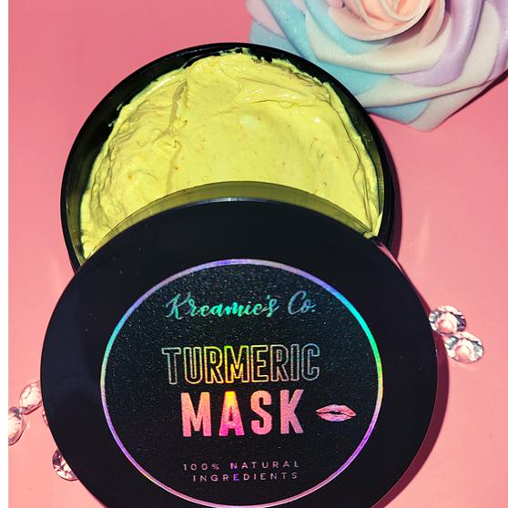 2 oz. Turmeric Mask