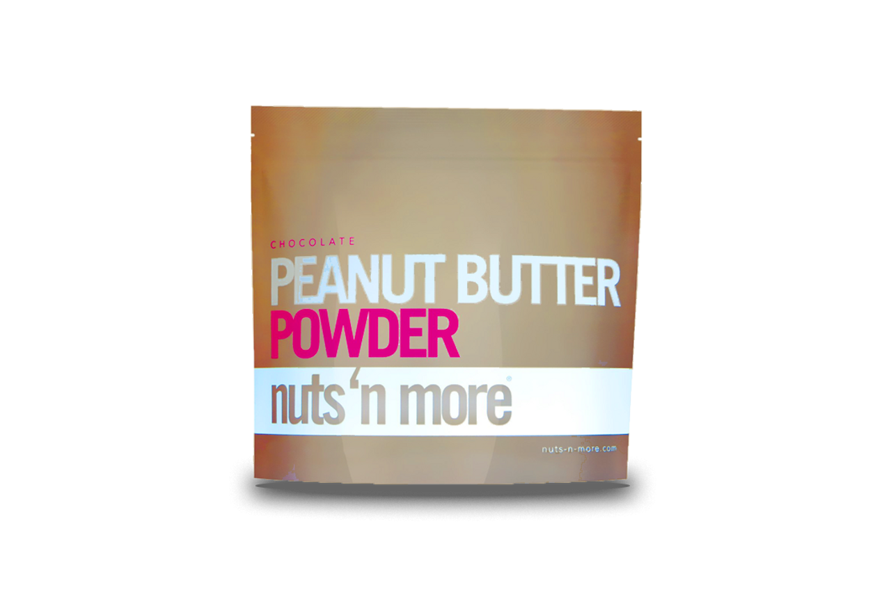 Nuts 'n More Powdered Peanut Butter - Chocolate