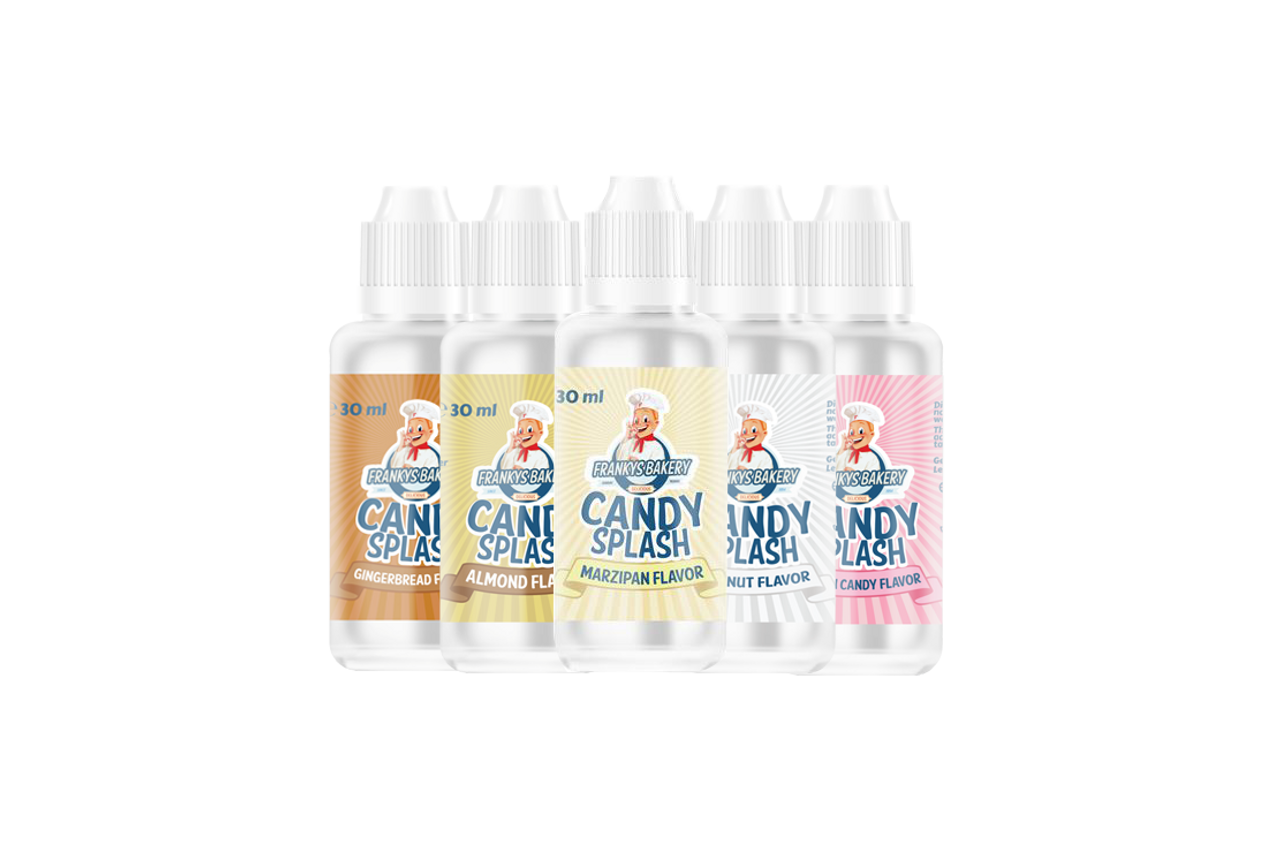Franky's Bakery - Candy Splash Flavour Drops