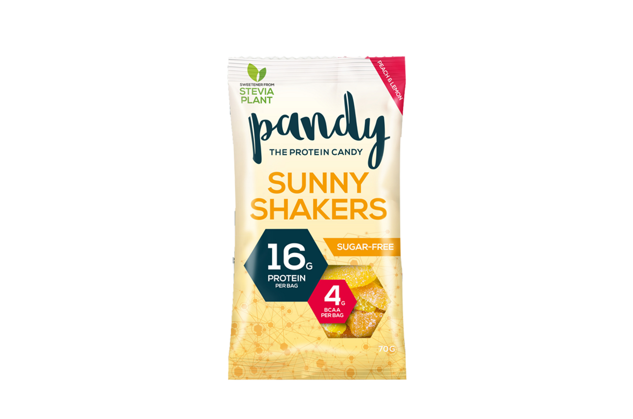 Pandy Sugar Free Protein Candy - Sunny Shakers
