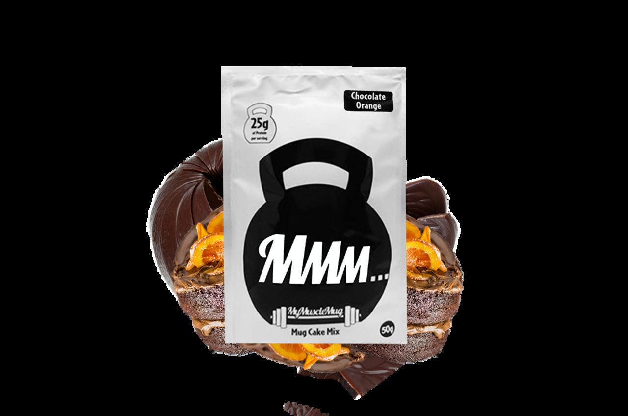 MyMuscleMug Mug Cake Mix - Chocolate Orange
