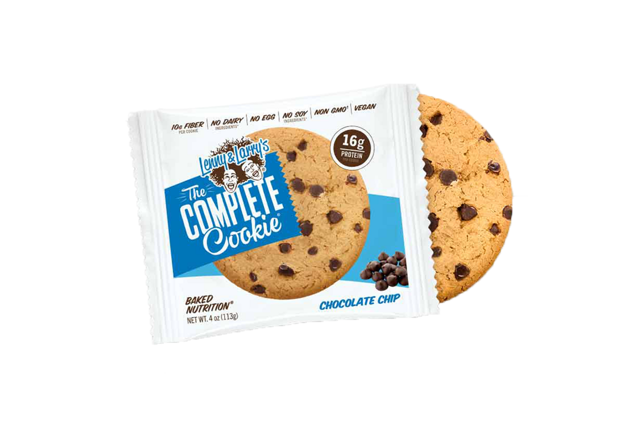 Lenny And Larry S Complete Cookie Chocolate Chip The Protein