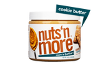 Nuts N More High Protein Cookie Peanut Butter!! Available in the UK now!