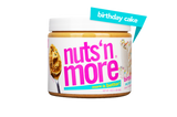 Nuts n More High Protein Birthday Cake Peanut Butter!