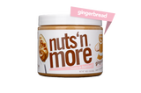 Nuts 'n More - Gingerbread Peanut Butter *Ltd Edition*