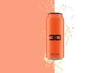 3D Energy Drink Orange