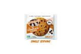 Peanut Butter Choc Chip Flavour Vegan Single Serving Protein Cookie