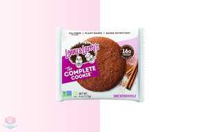 Lenny & Larry's Complete Cookie - Snickerdoodle at The Protein Pick and Mix