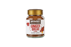 Beanies Flavour Co. Instant Coffee - Gingerbread #NEW #FEAT