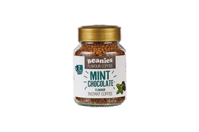 Beanies Flavour Co. Instant Coffee - Mint Chocolate #NEW #FEAT