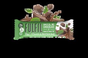 Fulfil Chocolate Mint Protein Bar