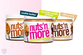 The 'More Nuts 'n More' Nut Butter Trio at The Protein Pick and Mix