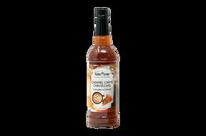 Jordan's 0 Calorie Sugar-Free Caramel Creme Cheesecake Syrup (750ml)