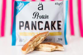 Nano A Protein Pancakes - Vanilla Filled