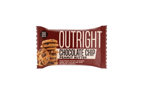 Outright Bar  - Peanut Butter Chocolate Chip Wholefood Protein Bar
