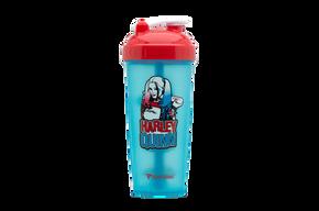 Perfect Shaker Villain Series - Harley Quinn Blue 800ml #NEW #FEAT
