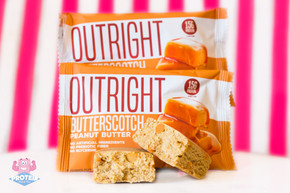 Outright Butterscotch Protein Bar