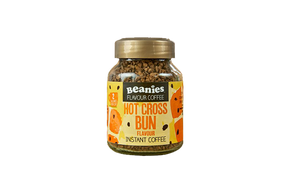 Beanies Hot Cross Bun Flavoured Coffee