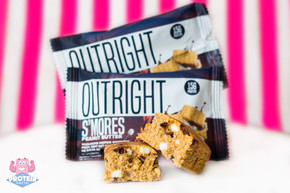 MTS Nutrition Outright Protein Bar - Peanut Butter S'mores