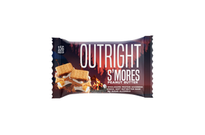 MTS Outright Peanut Butter S'mores Protein Bar