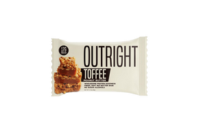 MTS Outright Peanut Butter Toffee  Protein Bar