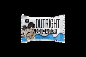 Outright Cookies & Cream Peanut Butter Bar