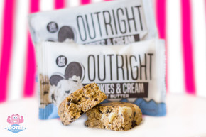 Outright Protein Bar - Cookies & Cream
