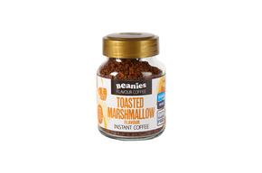 Beanies Flavoured Instant Coffee - Toasted Marshmallow