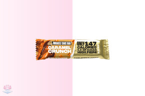 Lo-Dough Miracle Cake Bar - Caramel Crunch at The Protein Pick and Mix