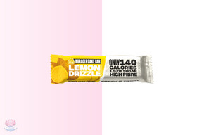Lo-Dough Miracle Cake Bar - Lemon Drizzle at The Protein Pick and Mix
