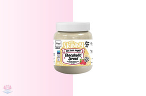 The Skinny Food Co. - White Choc Raspberry Spread  at The Protein Pick and Mix