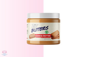 Fit Butters - Cookie Almond Cashew Butter at The Protein Pick and Mix