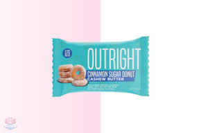 MTS Outright Bar - Cinnamon Sugar Donut Cashew Butter at The Protein Pick and Mix