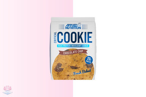 Applied Nutrition Critical Cookie - Chocolate Chip at The Protein Pick and Mix