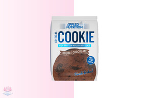 Applied Nutrition Critical Cookie - Double Chocolate at The Protein Pick and Mix