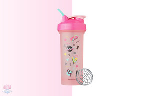 BlenderBottle - 90's Special 'Saved by the Ball' Shaker at The Protein Pick and Mix