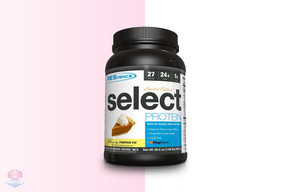 PES Select Protein - Pumpkin Pie - 837g at The Protein Pick and Mix