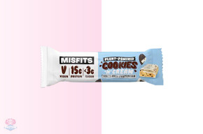 Misfits Plant-Based Cookies & Cream Bar at The Protein Pick and Mix