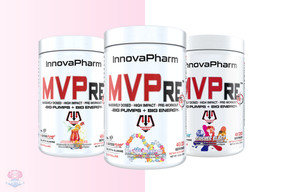 Innovapharm - MVPRE Pre-Workout at The Protein Pick and Mix