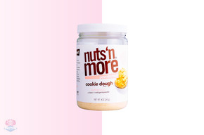 Nuts 'N More Powdered Cookie Dough Peanut Butter - 247g at The Protein Pick and Mix