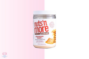Nuts 'N More Powdered Cinnamon Toast Peanut Butter - 247g at The Protein Pick and Mix