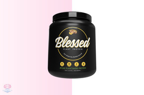 Blessed Plant-Based Protein - Banana Bread (15 Servings) at The Protein Pick and Mix