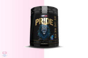 EHP Labs Pride Pre-Workout - Blue Slushie at The Protein Pick and Mix