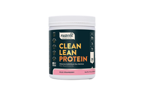 Nuzest Clean Lean Protein - Wild Strawberry - 500g