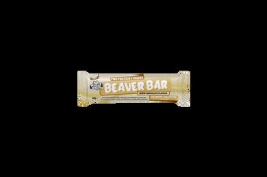 Muscle Moose Beaver Bar - White Chocolate