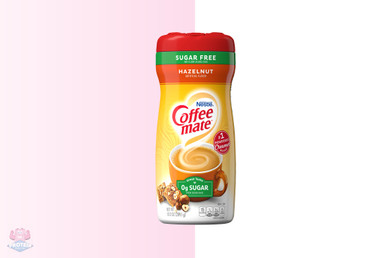 CoffeeMate Powdered Sugar Free Creamer - Hazelnut at The Protein Pick and Mix