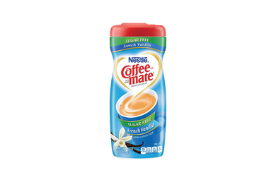CoffeeMate Sugar Free Creamer - French Vanilla at The Protein Pick and Mix